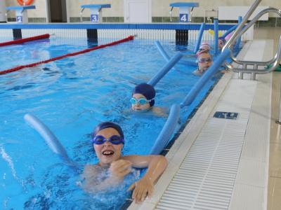 Летняя школа плавания